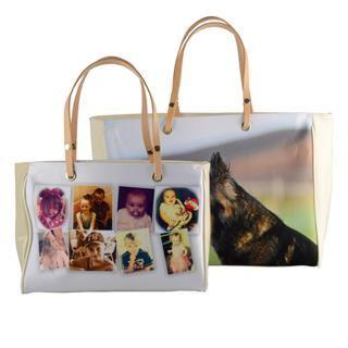 borsa con manici personalizzabile