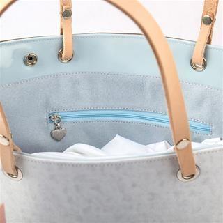 borsa personalizzata interno