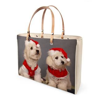 pet photo handbag