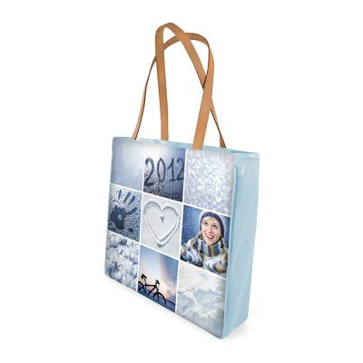 Shopper Tasche Collage