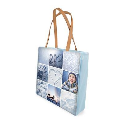 Shoppingväska med foto