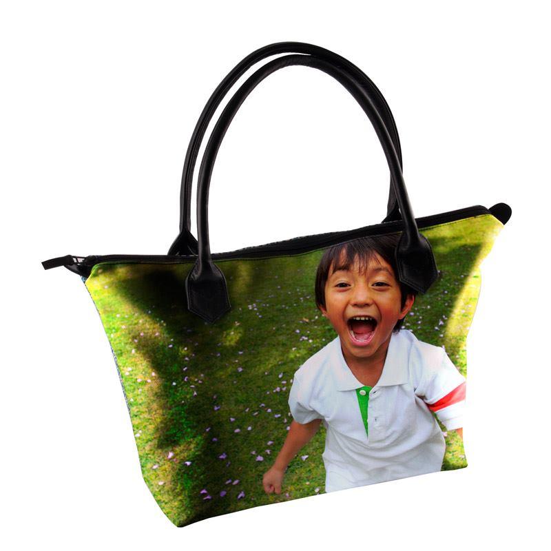 op maat gemaakte foto tas