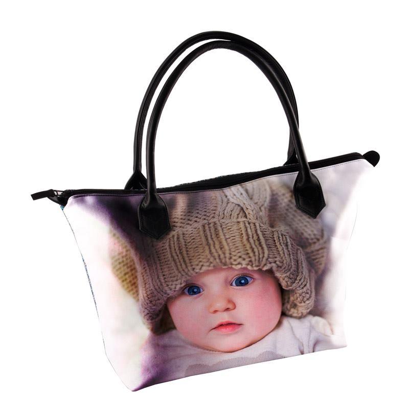 Ontwerp Een Tas : Gepersonaliseerde handtas met je eigen foto of ontwerp