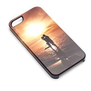 carcasa iphone 5 personalizada atardecer