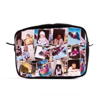 beauty case personalizzati con collage foto