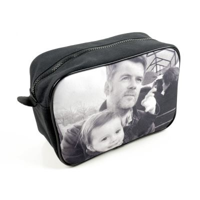 Personalised Men's Toiletry Bag