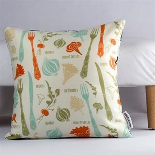 scatter cushions sets online vegetable pattern design