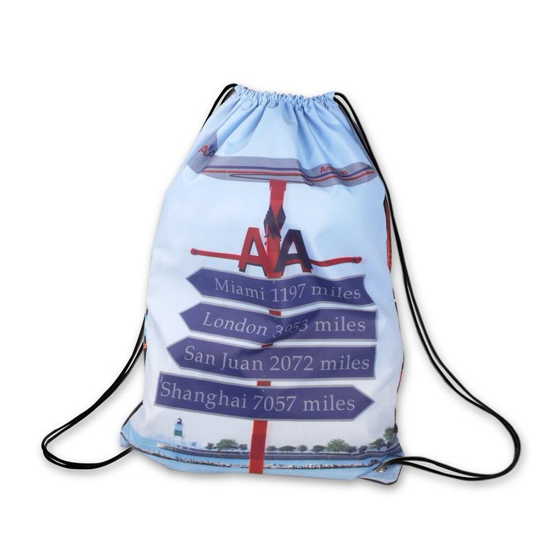 Custom Drawstring Bags. Personalized Drawstring Bags