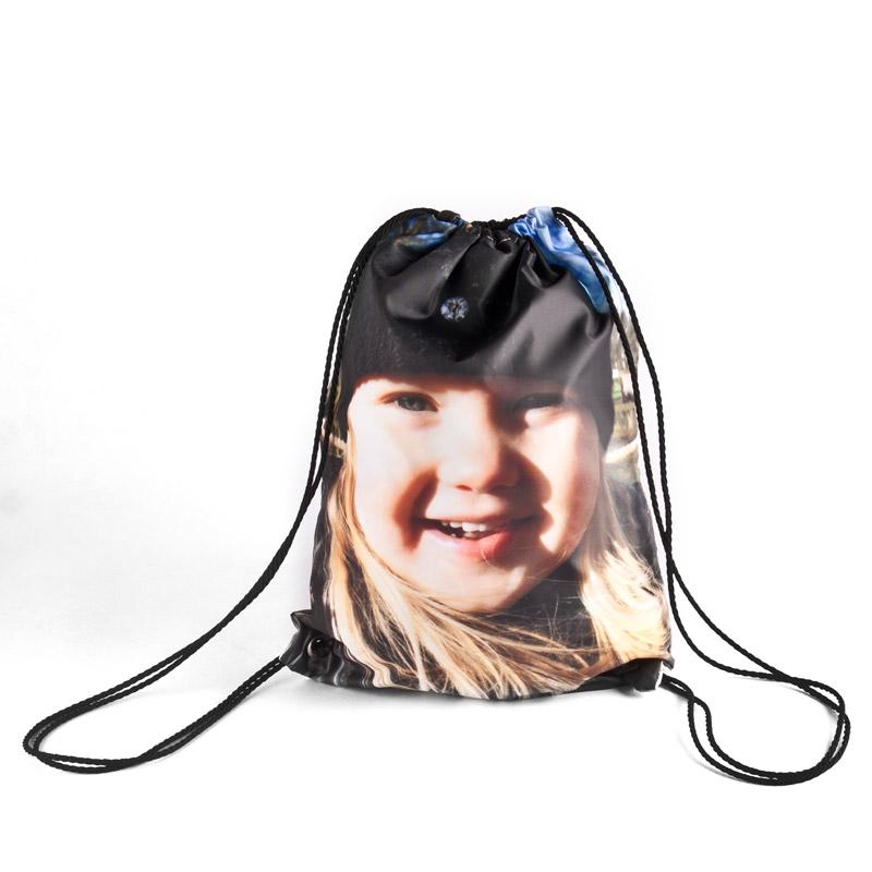 personalizar mochila saco