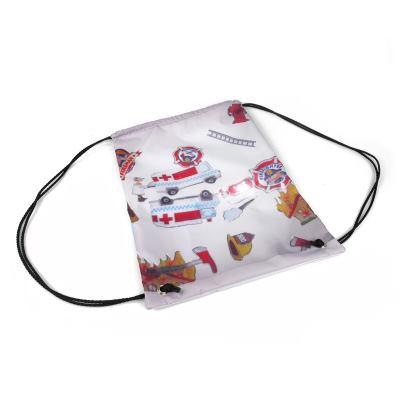 mochila de cuerdas infantil