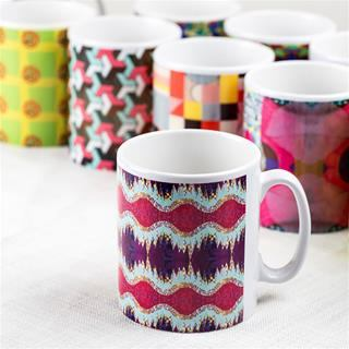 print personalised mugs in London