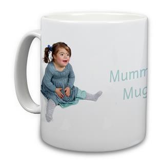 Tea mug personalised