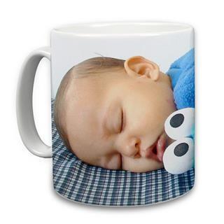 Mug à personnaliser avec photo bébé