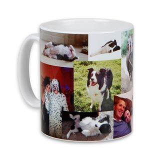photo collage mugs UK