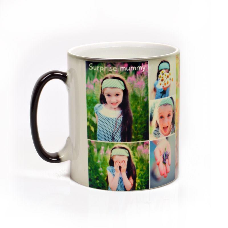 Cheap Design Changes That Have: Custom Heat Changing Mugs UK. Personalised Custom Heat Mug