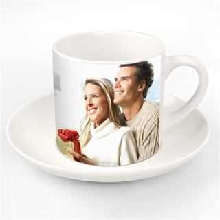Juego taza de cafe personalizada pareja
