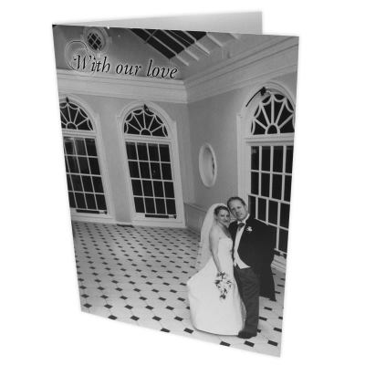 Personalsied Wedding Cards