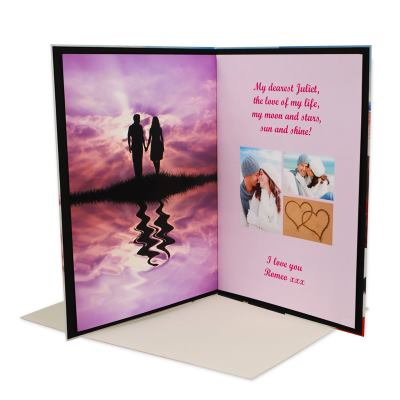 Personalised Happy Anniversary Card