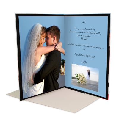 personalised giant card