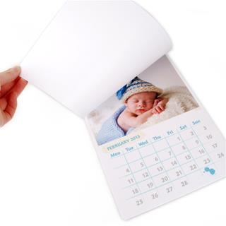 Print family photo calendar