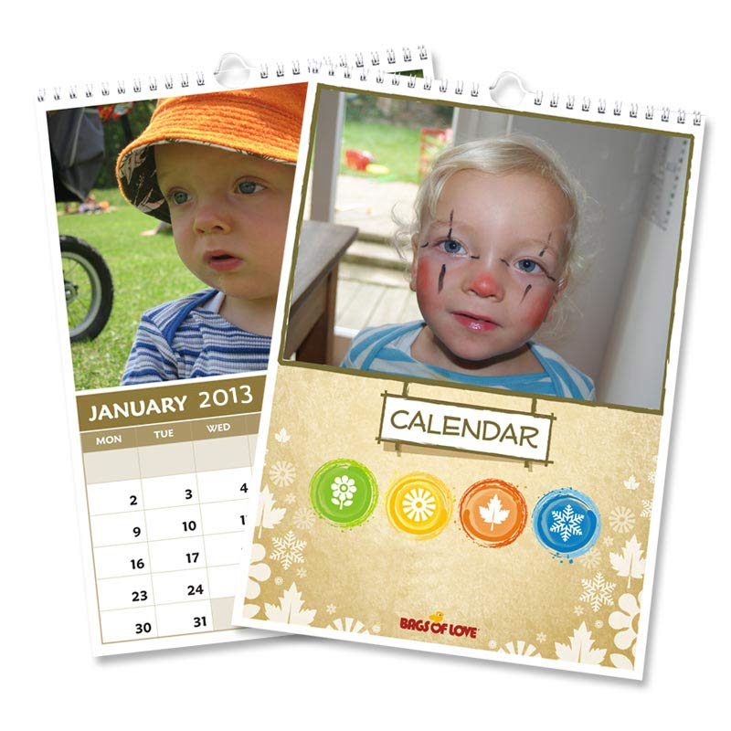personalizar Calendarios con tus fotos