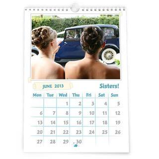 calendari fotografici personalizzati