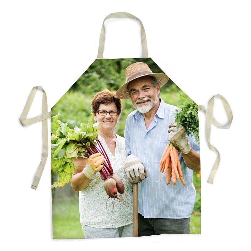Grembiuli personalizzati stampa grembiule con foto e nome - Grembiuli da cucina ...