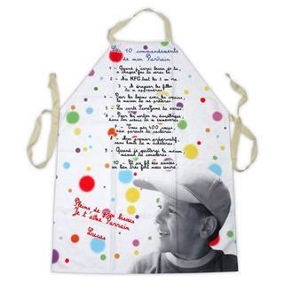 personalised aprons uk