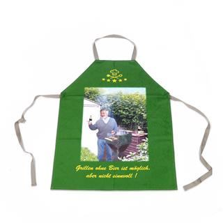 personalised aprons with text