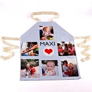 aprons for women personalised