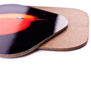 sottobicchieri in legno con stampa online
