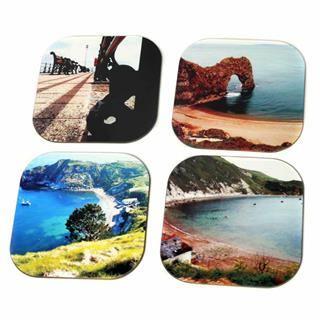 landscape instagram coasters print your own