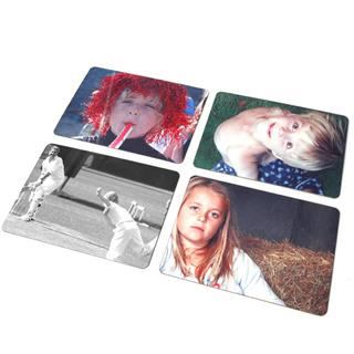 placemats set with your photos