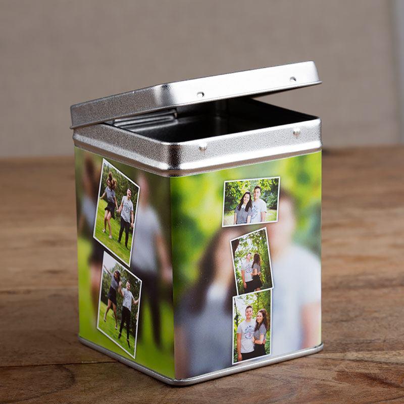 teedose selbst gestalten teedosen bedrucken. Black Bedroom Furniture Sets. Home Design Ideas