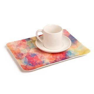 personalised tea tray