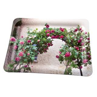 vassoi personalizzati fiori