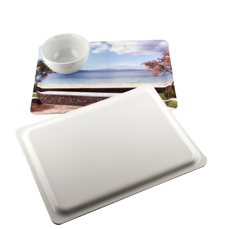 bespoke printed tray