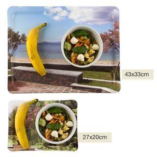 bandeja personalizada con fotos