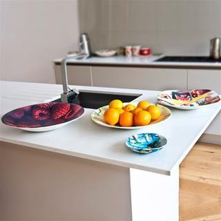 piatti personalizzati da frutta originali