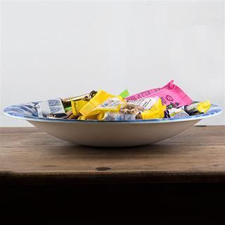 piatti personalizzati caramelle