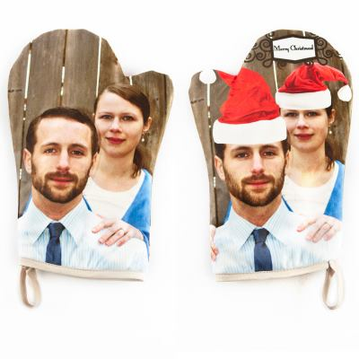Personalised Oven Glove