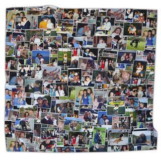 tovaglie personalizzate collage foto