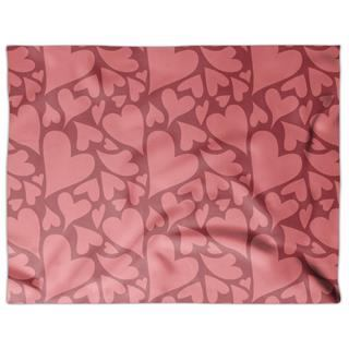 personalised table cloth with heart