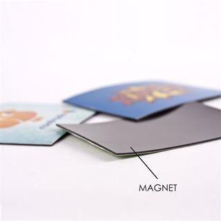 Printed Magnet detail