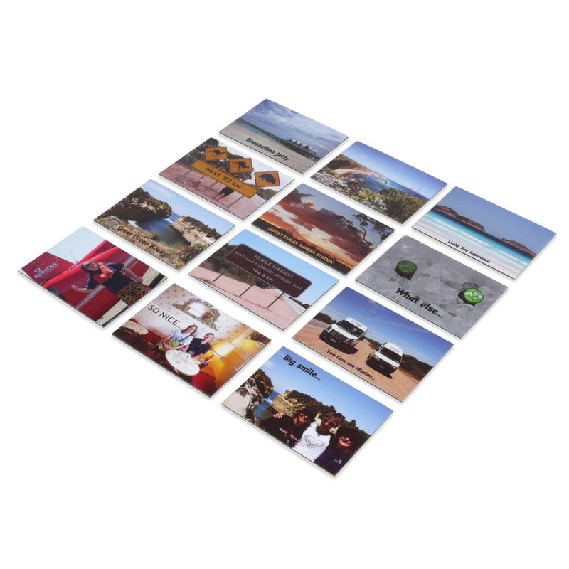 Photo Fridge Magnets. Personalised Photo Magnets - Bags Of