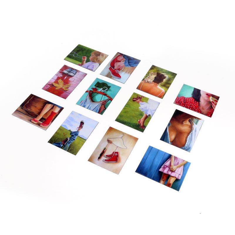 k hlschrankmagnete mit deinen fotos selber gestalten foto magnete. Black Bedroom Furniture Sets. Home Design Ideas