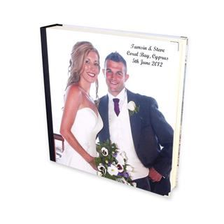 wedding photo albums UK