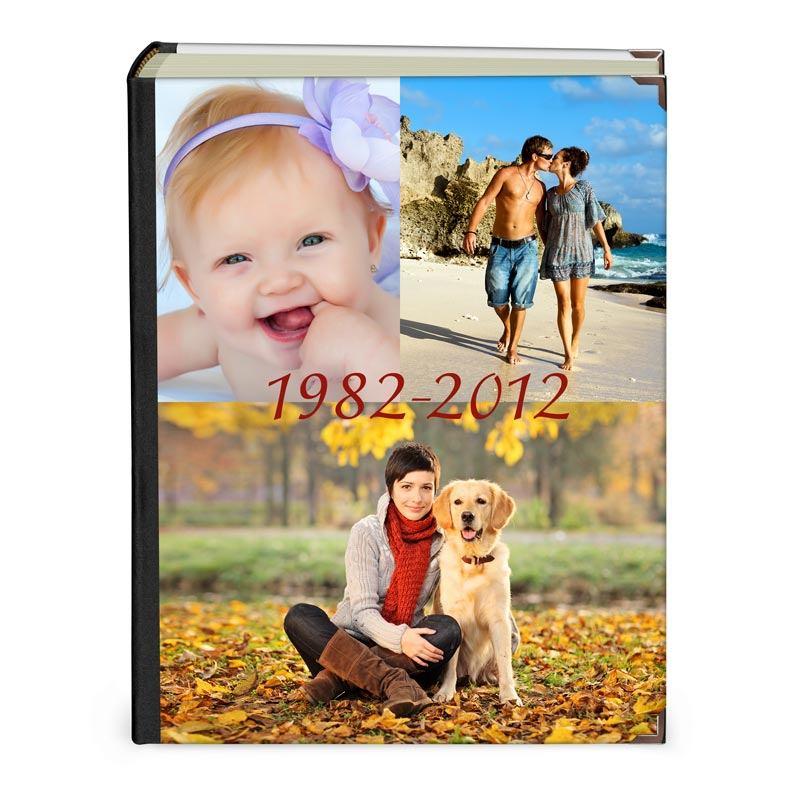 Dein personalisiertes fotoalbum mit deinen fotos gestalten - Fotoalbum selbst gestalten ...