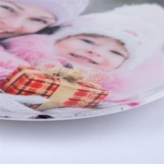 personalised china plates detail