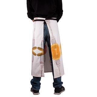 Photo waist apron